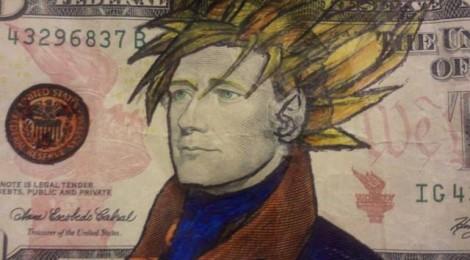 Des dollars avec nos héros de fiction !