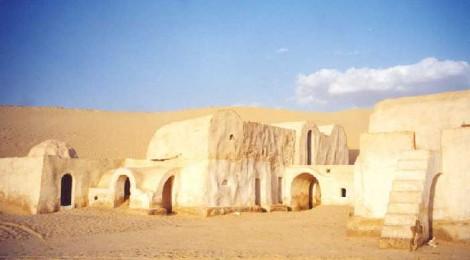 Un séjour sur les traces de Star Wars en Tunisie