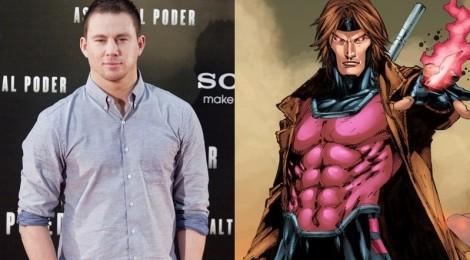 Le super-héros Gambit au cinéma en 2016 !