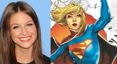 Melissa Benoist sera Supergirl !