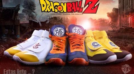 Tu veux les mêmes baskets que Sangoku ?