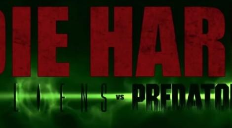 John McClane vs Alien vs Predator !!!