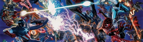 Secret Wars : la fusion des univers Marvel pour 2015 !