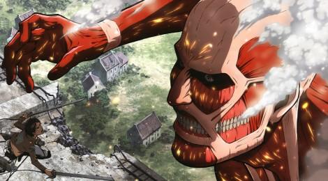 L'attaque des titans : un long trailer à découvrir !