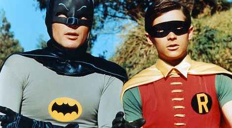 Adam West et Burt Ward vont doubler Batman et Robin !
