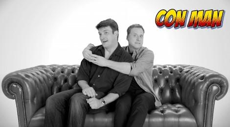 Une websérie geek pour Alan Tudyk et Nathan Fillion (Firefly) !