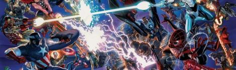 Marvel révèle plus d'infos sur Secret Wars