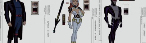 Un trailer pour le prochain animé Justice League !