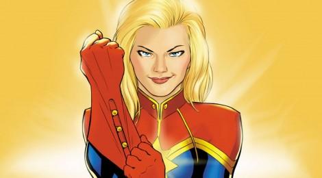 Les auteur(e)s de Captain Marvel sont connues !