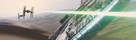 Star Wars VII : un extrait révélateur du making of !
