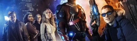 Un nouveau trailer pour la série Legends of Tomorrow !