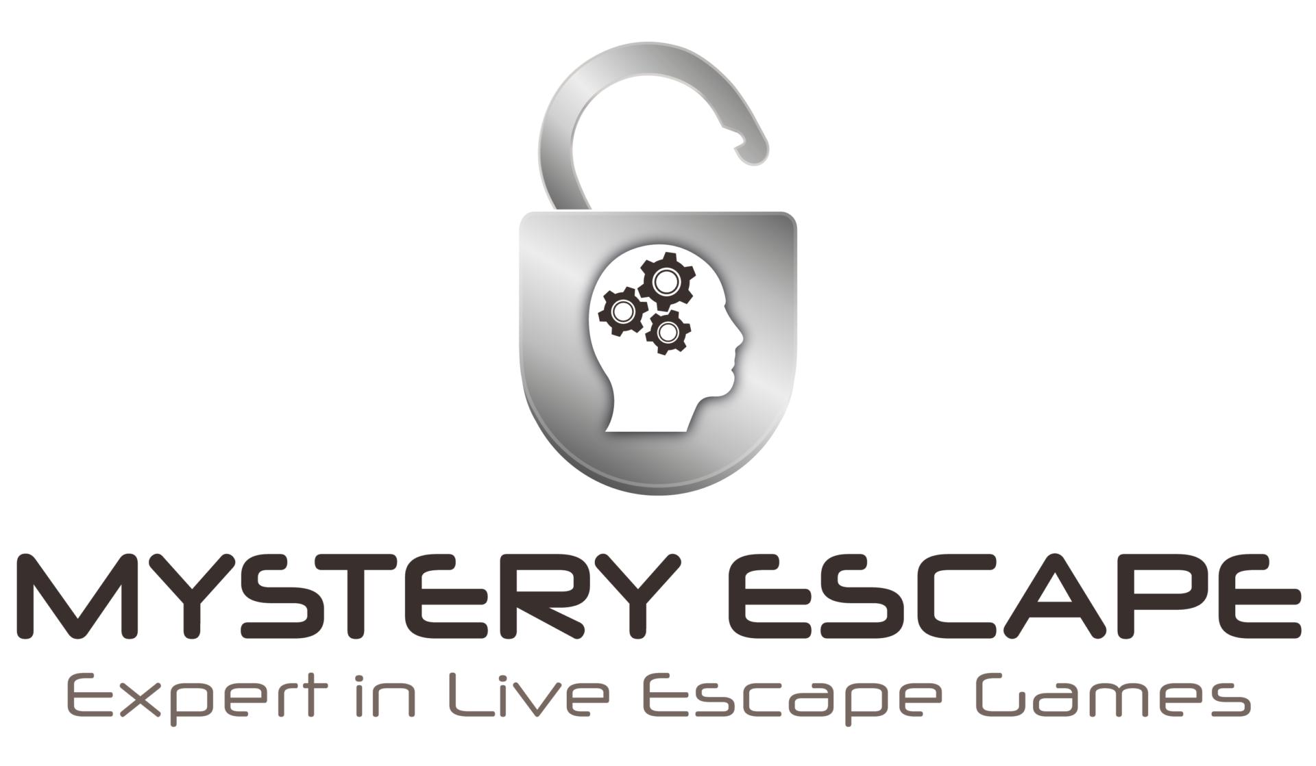 Mystery Escape Logo normal