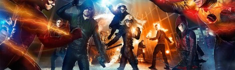 "Après Arrow et Flash : une nouvelle série ""Legends of Tomorrow"" !"