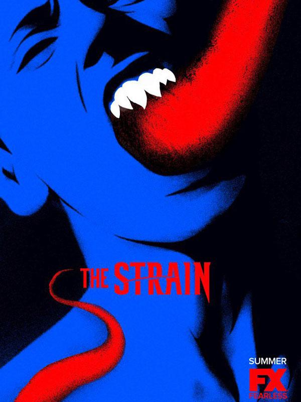 the strain saison 2