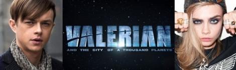 "Luc Besson va adapter la BD SF ""Valérian et Laureline"" !"