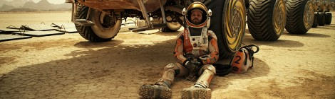 The Martian : un premier trailer sympathique !