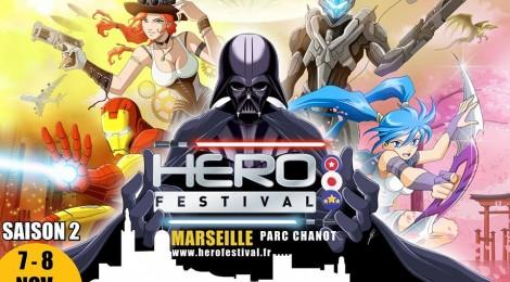 HeroFestival 2015 en préparation !