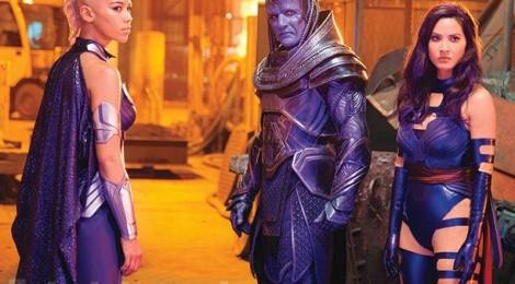 """X-men : Apocalypse"" montre son look !"