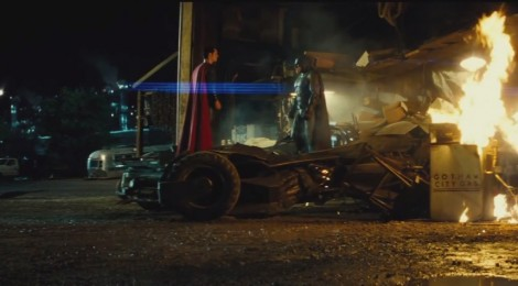 Batman v Superman : le trailer ! OMG !