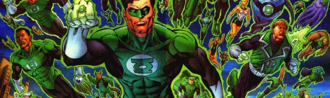 Green Lantern Corps : un film en 2020 !