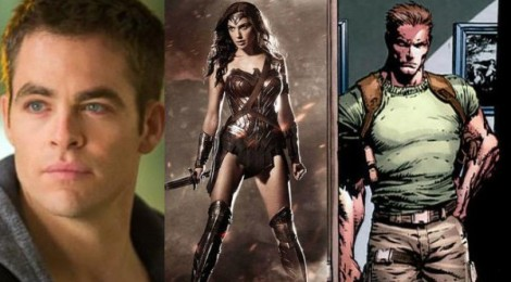 Chris Pine : de Star Trek à DC Comics !