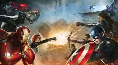 Captain America : Civil War, les équipes !