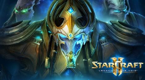 StarCraft II : Legacy of the Void, une cinématique époustouflante