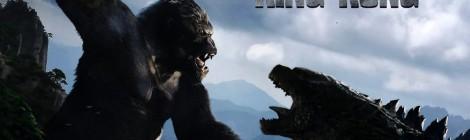 Godzilla vs King Kong bientôt au cinéma ! :)
