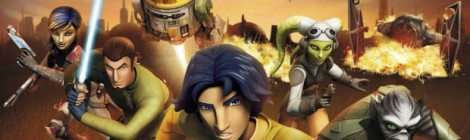 Star Wars Rebels : un nouveau trailer pour la saison 2 !