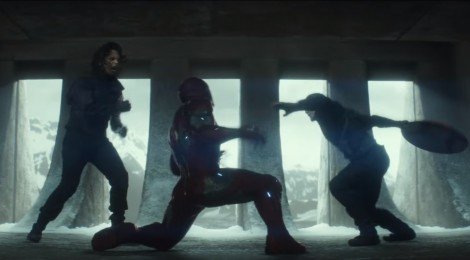Captain America : Civil War : le trailer !