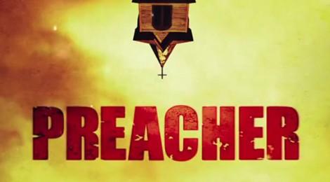 Preacher : un premier trailer bourrin !