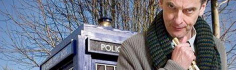 Doctor Who : Peter Jackson est prêt !
