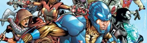 Les comics Valiant sont de retour !