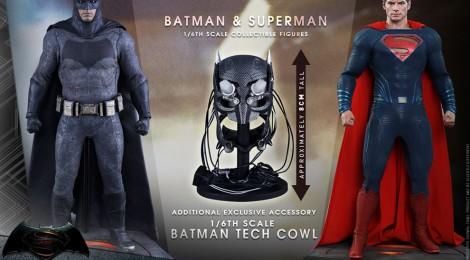 Batman v Superman : des produits dérivés de 7 à 77 ans !