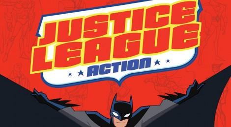 Une nouvelle série animée Justice League !