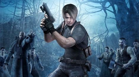 Resident Evil 4, 5, 6 arrivent sur PS4 et Xbox One !