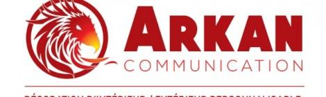 Déco Geek : Arkan communication