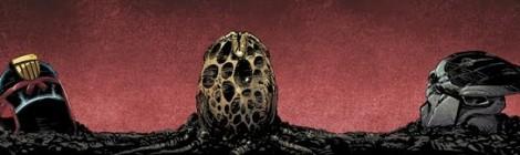 Predator v Judge Dredd v Aliens !!!