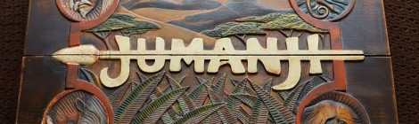 Jumanji : le remake avec The Rock !