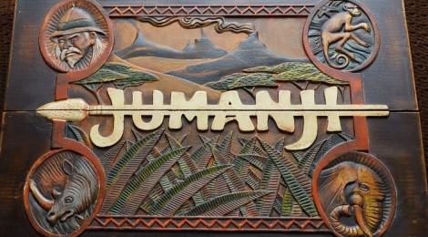 Jumanji : le remake avec The Rock !