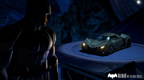Batman - The Telltale Series : le trailer !