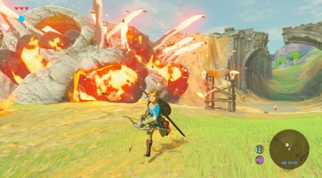 Le nouveau Zelda est arrivé !
