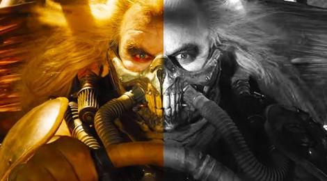 Mad Max Fury Road s'offre une version noir et blanc !