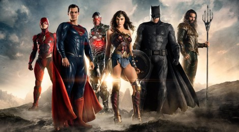 Justice League : le teaser/trailer !