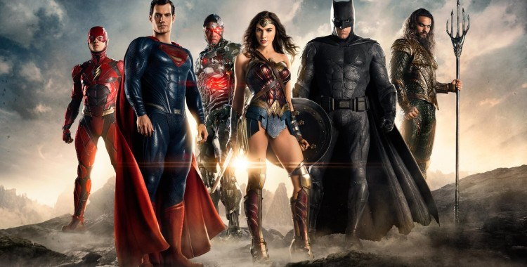 Justice League : le teaser/trailer !