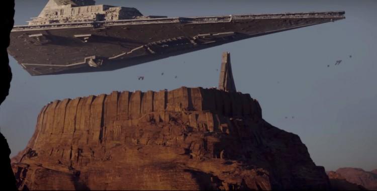 Rogue One : a Star Wars Story : nouveau trailer !
