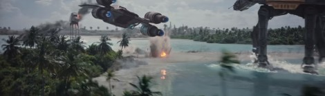 Star Wars Rogue One : un nouveau trailer splendide !