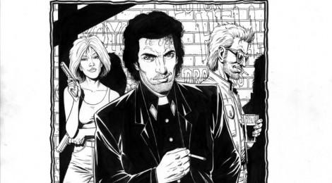 Steve Dillon, une légende des comics est morte...