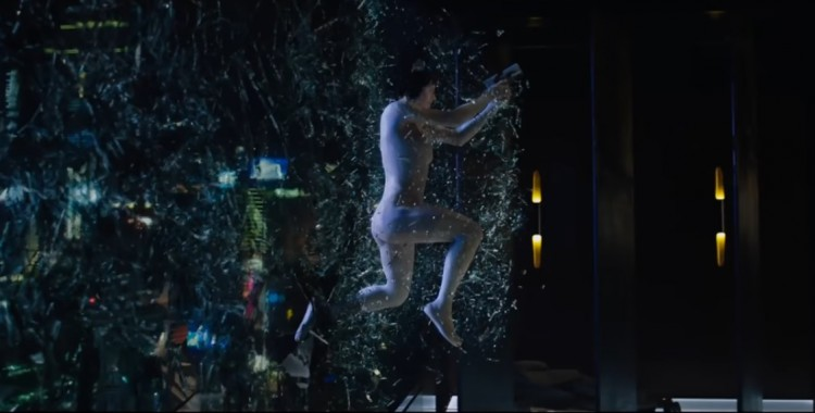 Ghost in the Shell : le trailer !