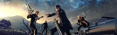 Final Fantasy XV dispo !